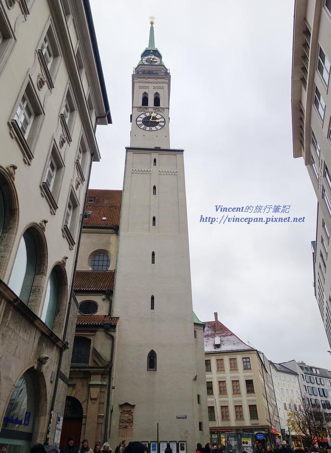 聖彼得教堂 鐘樓