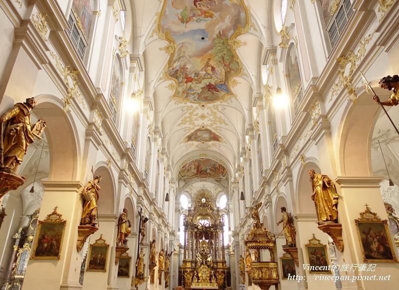 聖彼得教堂 內部