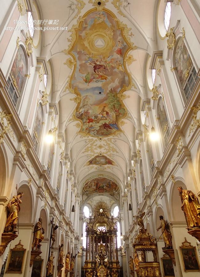 聖彼得教堂拱頂