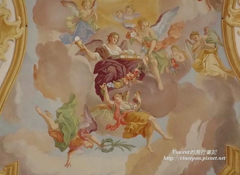 聖彼得教堂壁畫1