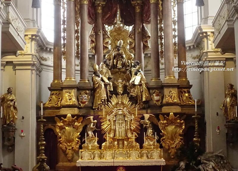 聖彼得教堂祭壇