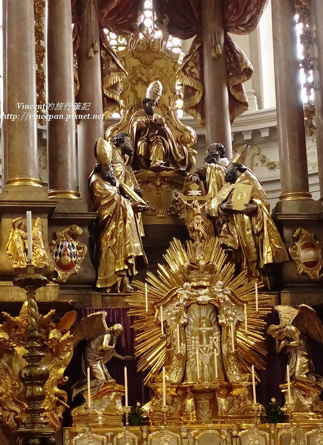 聖彼得教堂祭壇1
