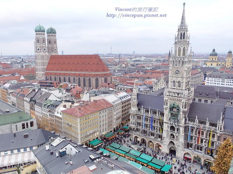 聖母教堂與新市政廳