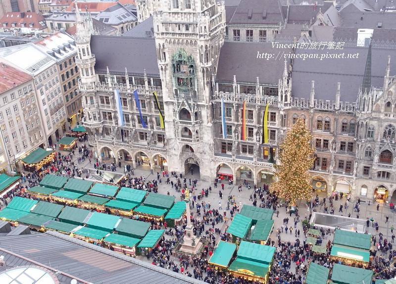 瑪利亞廣場  耶誕市集