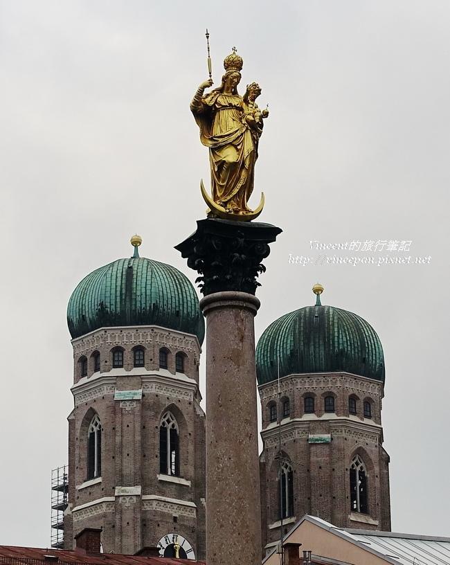 聖母瑪麗亞像與聖母教堂
