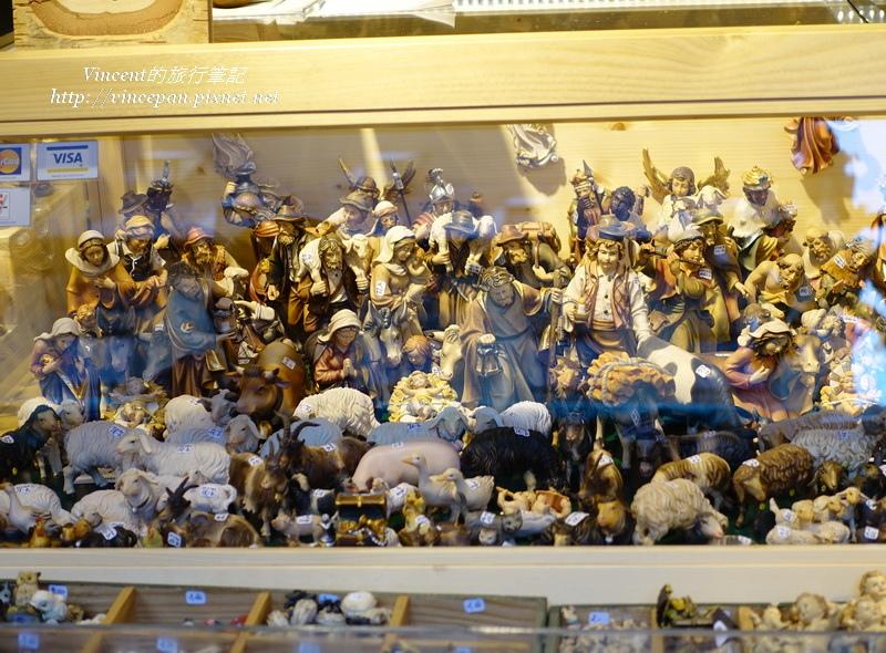 慕尼黑聖誕市集 宗教飾品