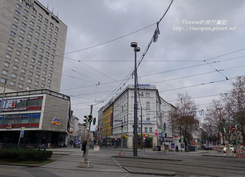 中央車站路口