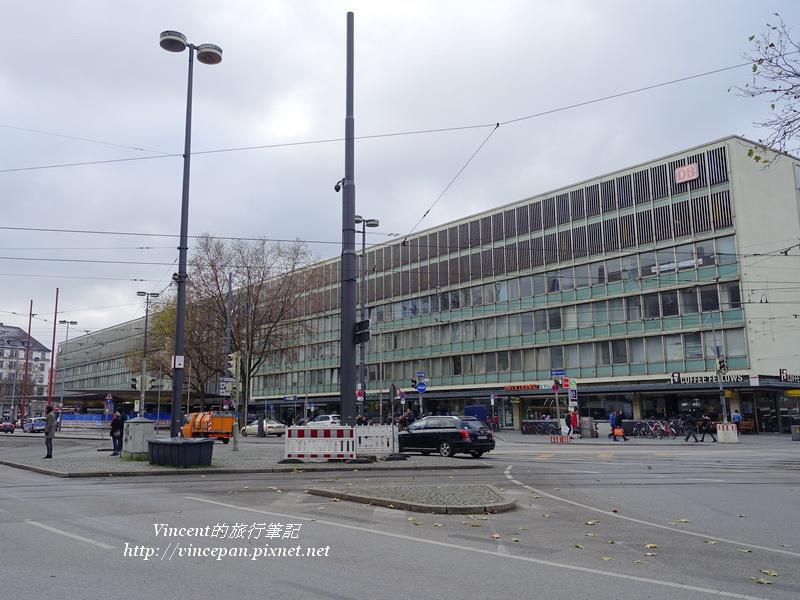 慕尼黑中央車站 正面