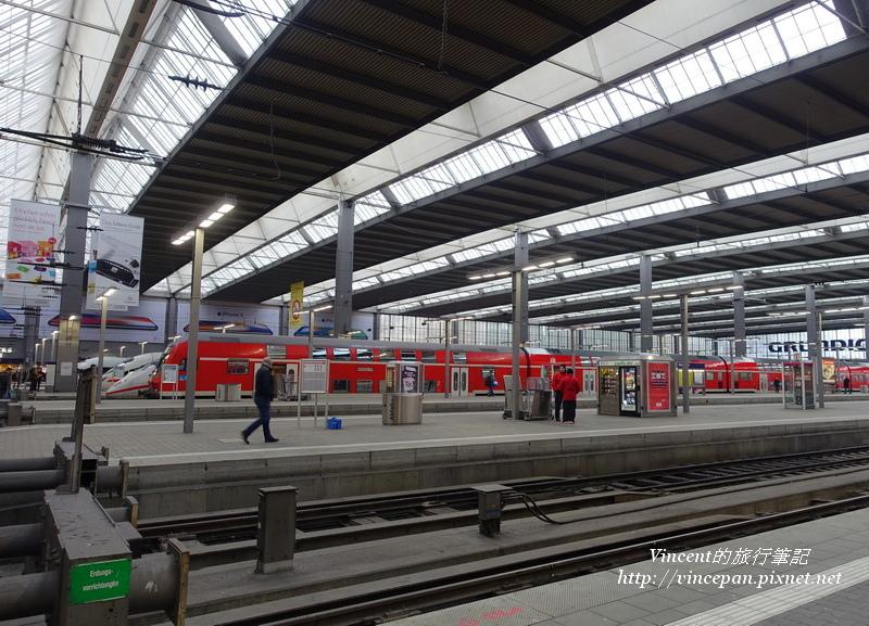 中央車站月台