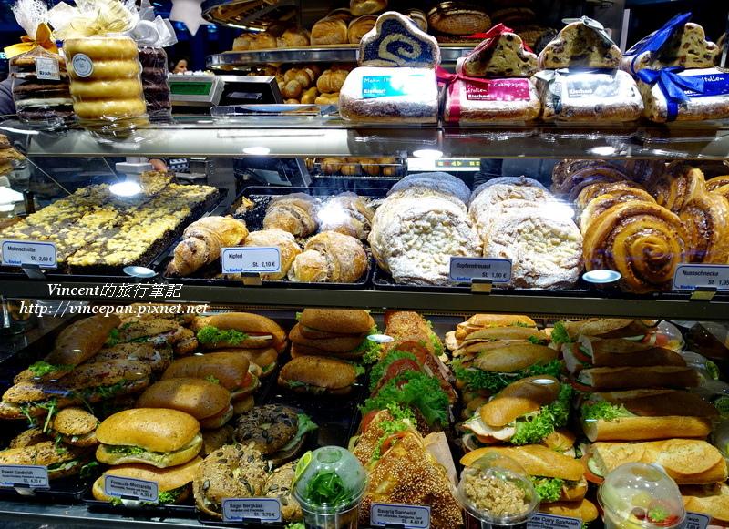 Rischart各種麵包