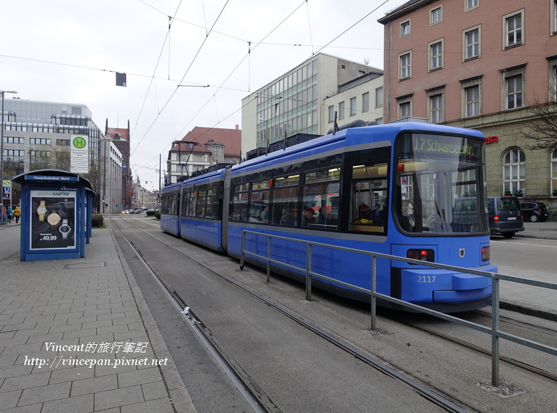 17號電車Tram