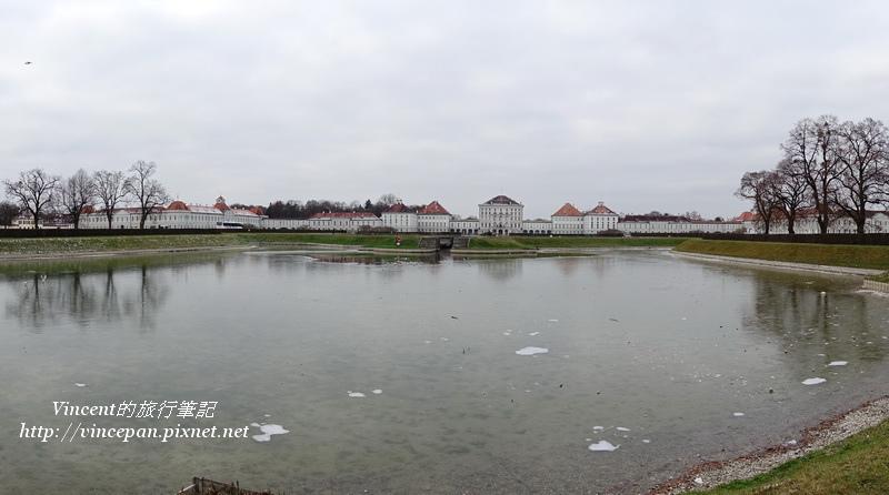 寧芬堡水池
