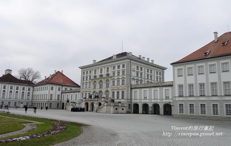 寧芬堡宮建築