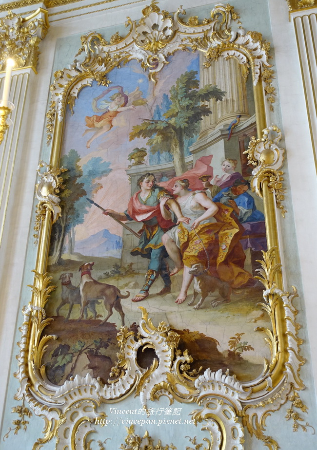 石廳壁畫1