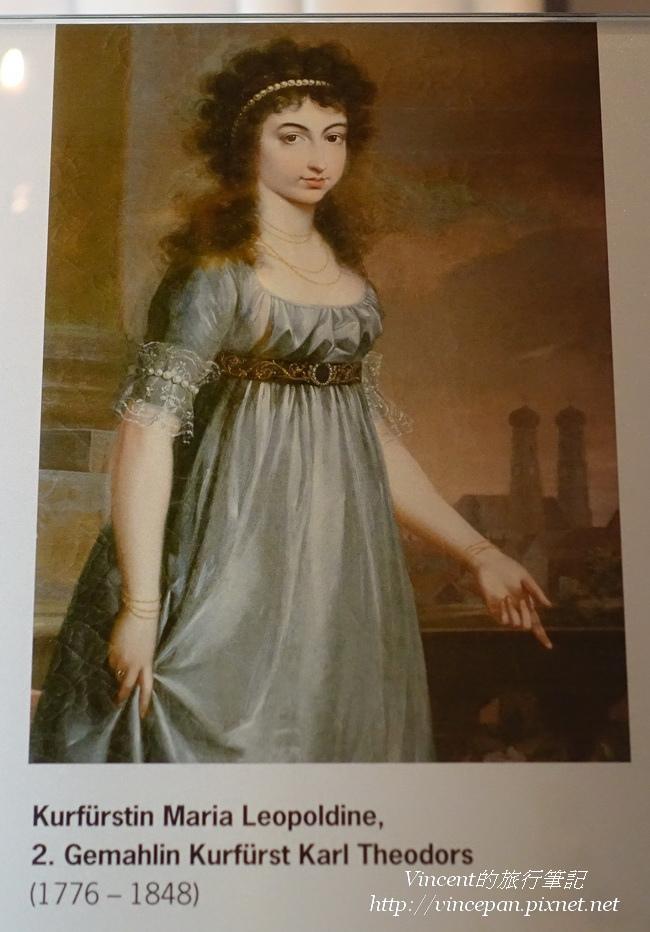 Kurfurstin Maria Leopoldine