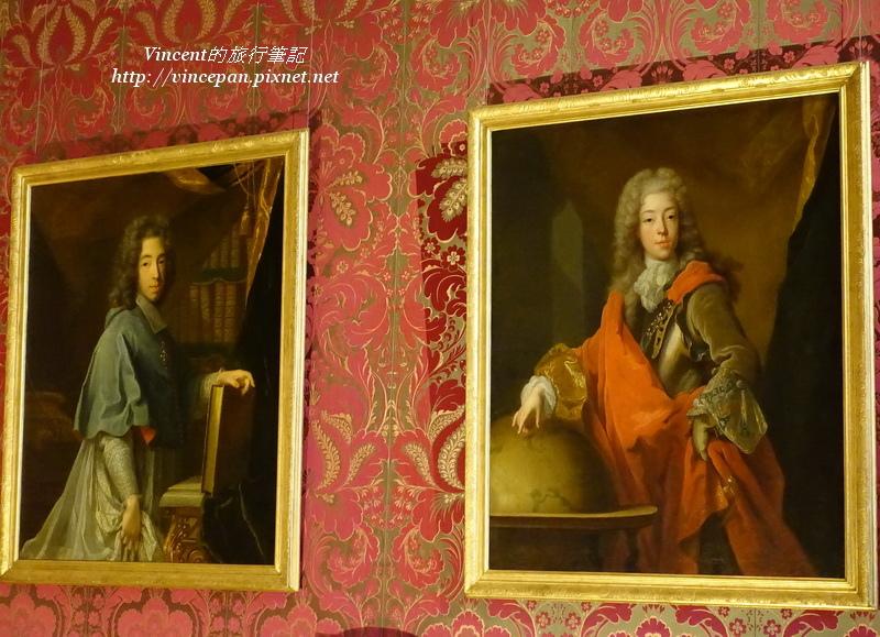 Maximilian II Emanuel的畫像