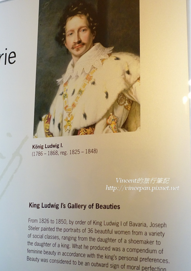 路德維希一世(King Ludwig I)