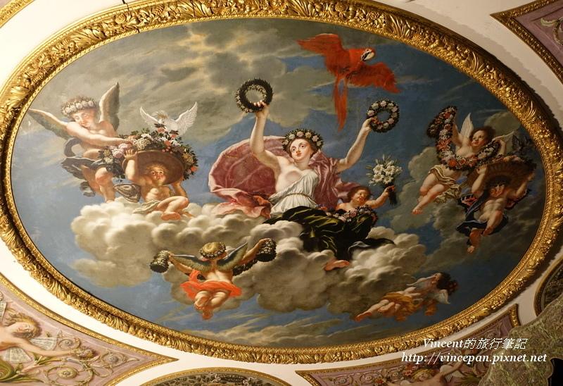國王起居室 的畫