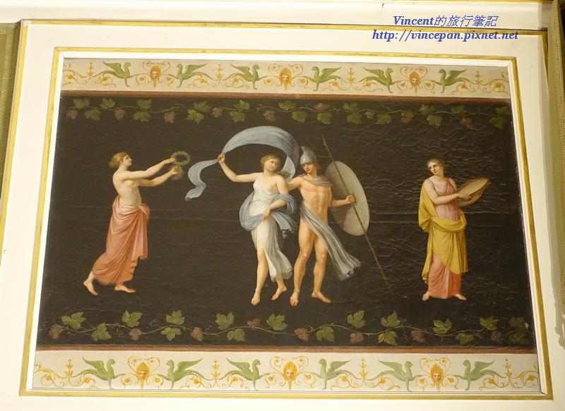 寧芬堡宮 畫1
