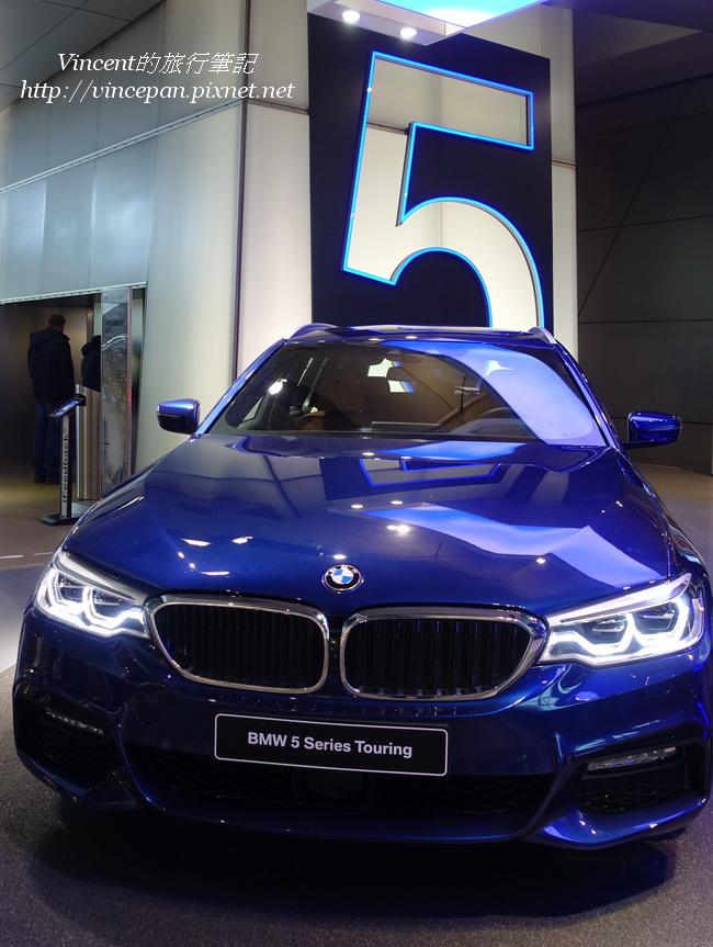 BMW 5系列