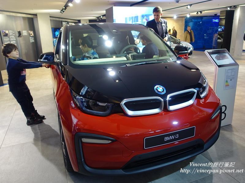 BMW i3  kid
