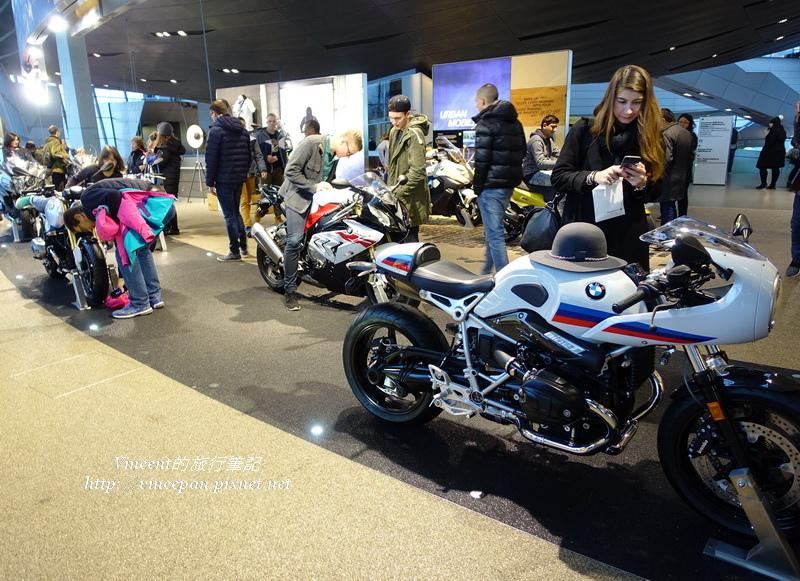 BMW Motorrad重型機車展示