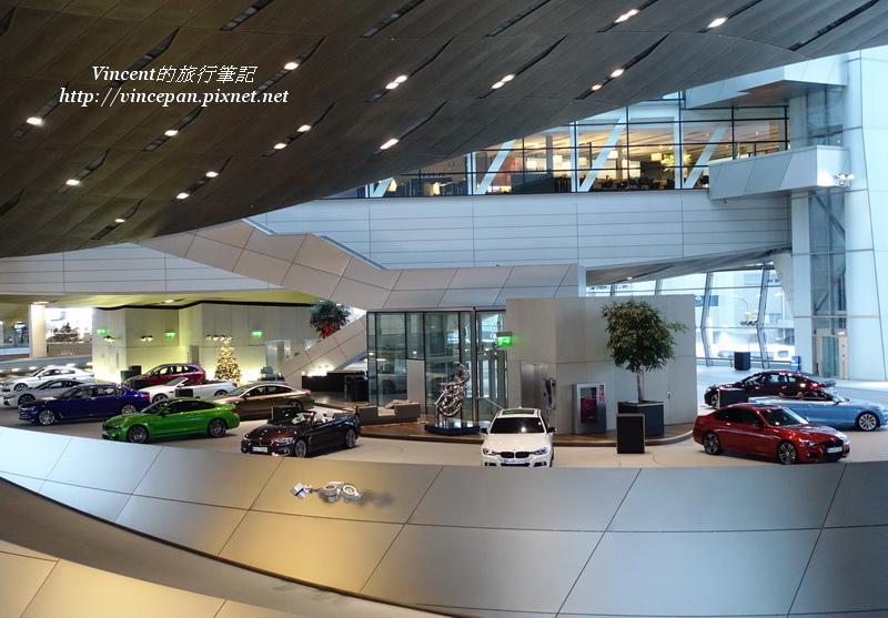 BMW 新車交車中心