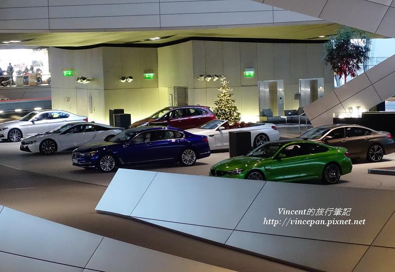 BMW 新車交車