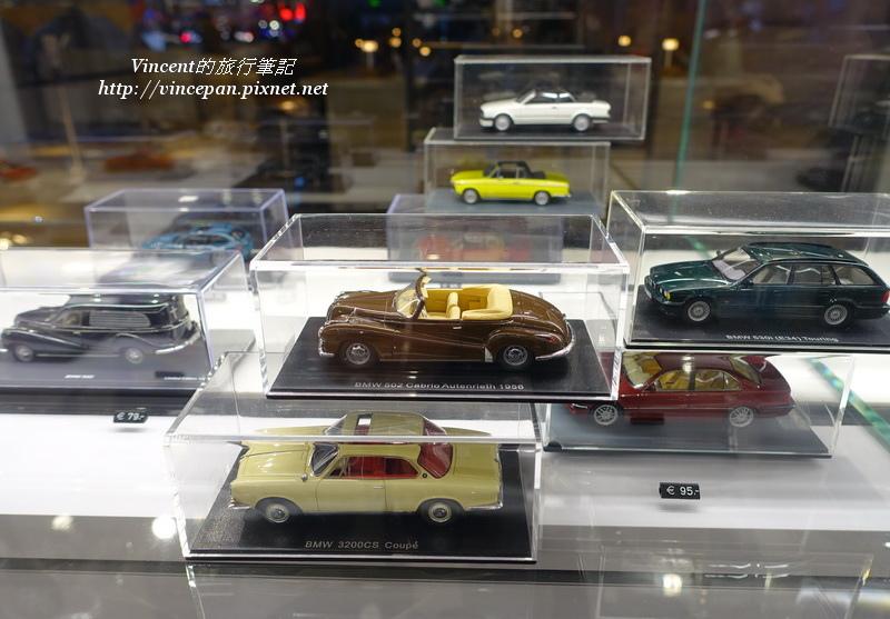 BMW 模型紀念品