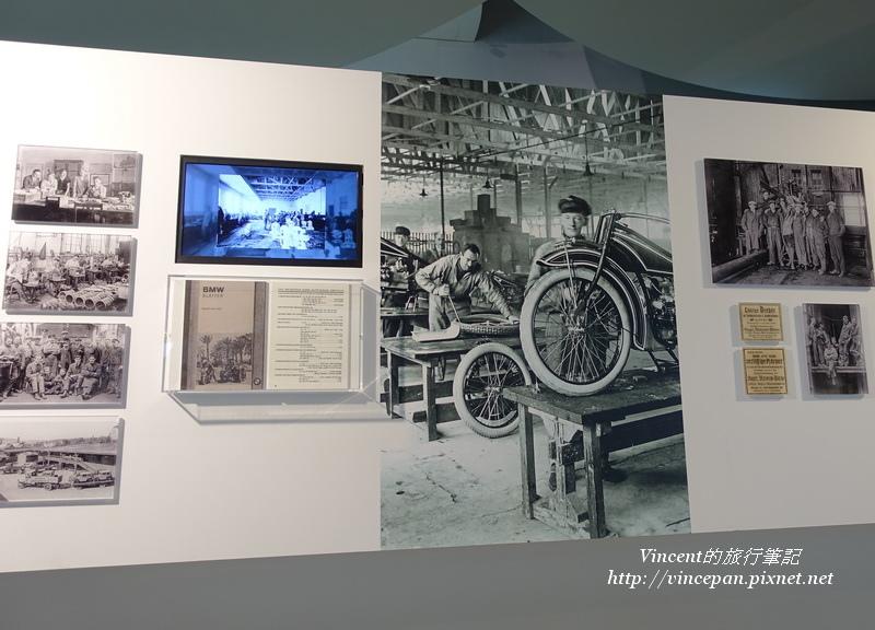 BMW老照片 機車生產