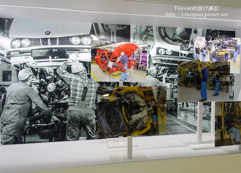 BMW老照片 汽車生產