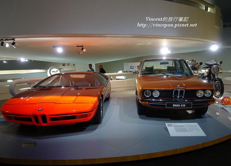BMW Turbo 與518