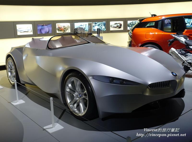 BMW概念跑車