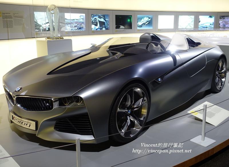 BMW Vision概念跑車