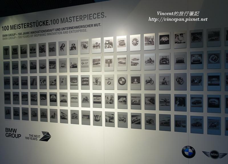 BMW創立100週年紀念