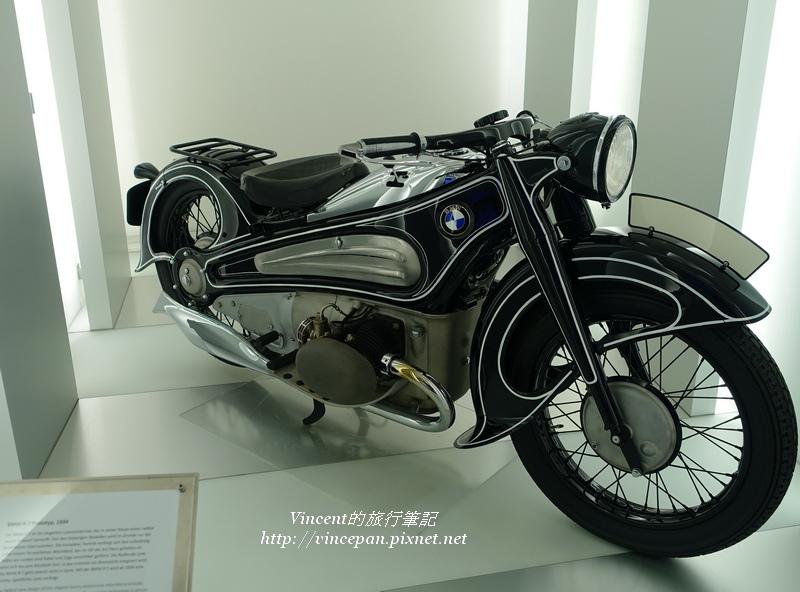 BMW 古董機車
