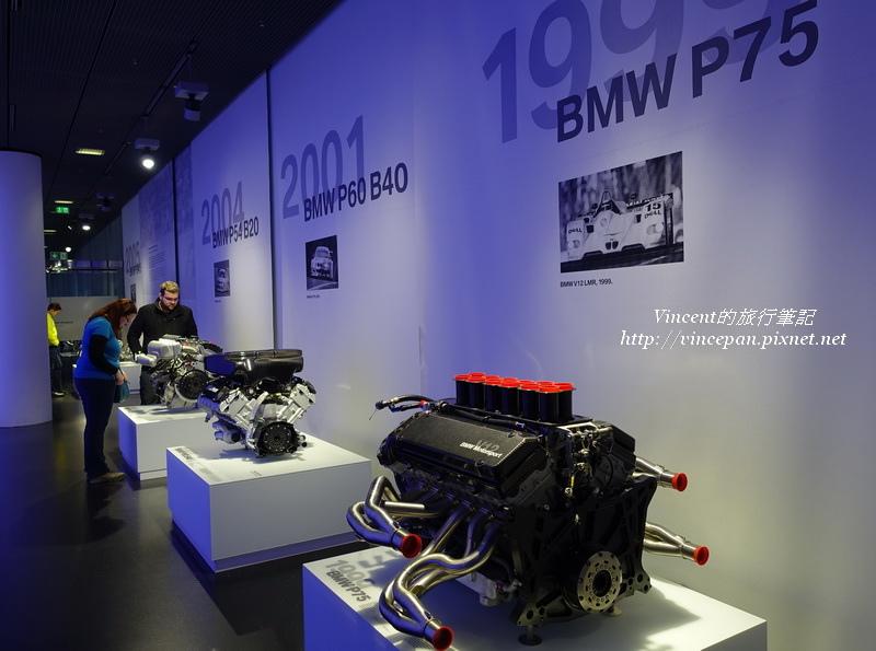 BMW 不同年代的引擎