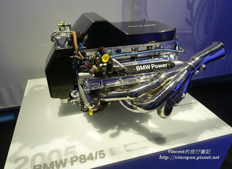 BMW P84 5引擎