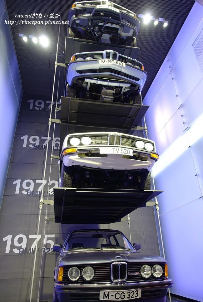 BMW經典系列車塔