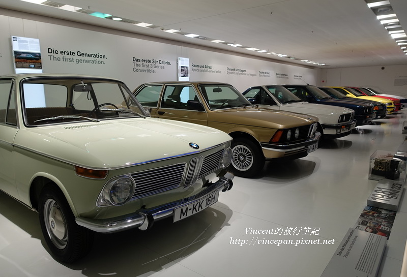 BMW 3 Series的演進