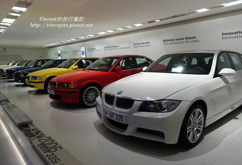 BMW 3 Series的演進2