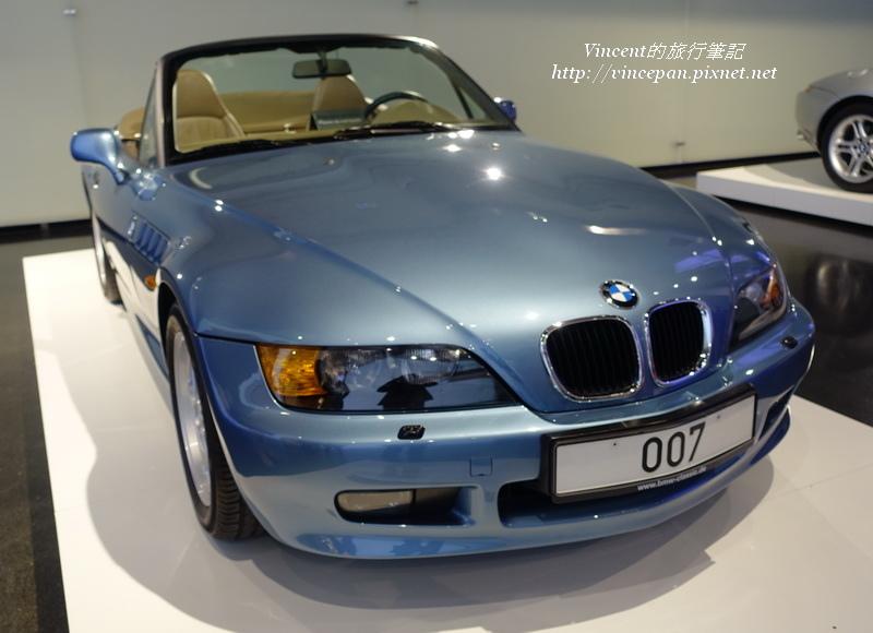 BMW Z3 007