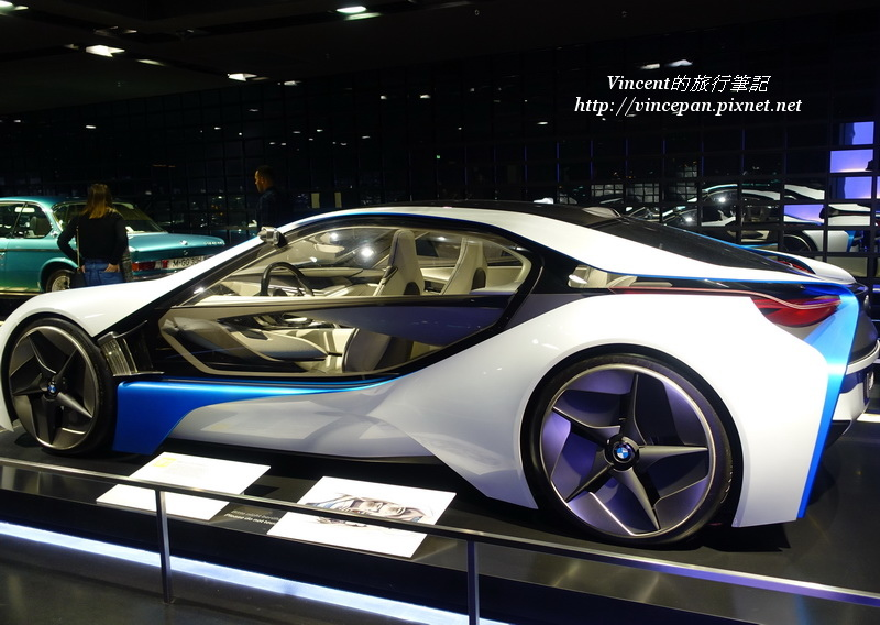 BMW概念車 2