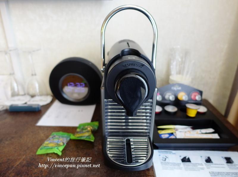 Kings Hotel咖啡機