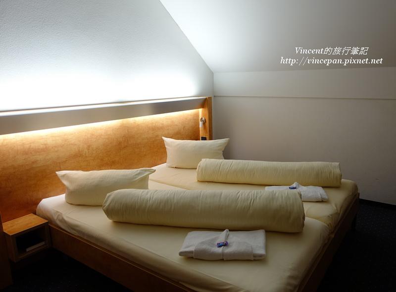 Hotel Gasthof Groß房間