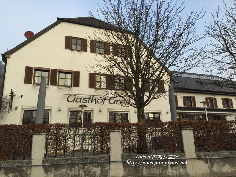 Hotel Gasthof Groß餐廳