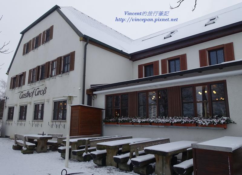Hotel Gasthof Groß下雪
