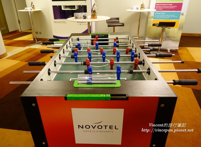 Novotel München Airport 遊戲台