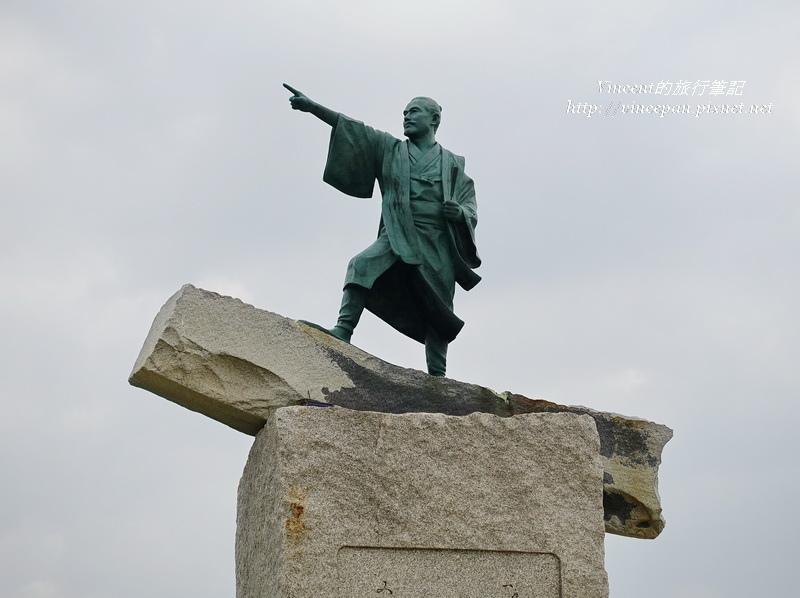 殘波岬 雕像