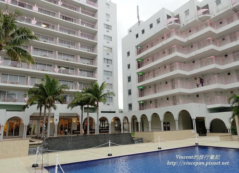 馬海納健康度假酒店 游泳池